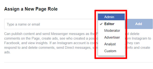 FBook Mastery - how to add admin in facebook page desktop version