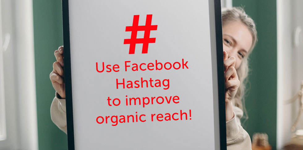 FBook Mastery - Use Facebook Hashtag to improve organic reach