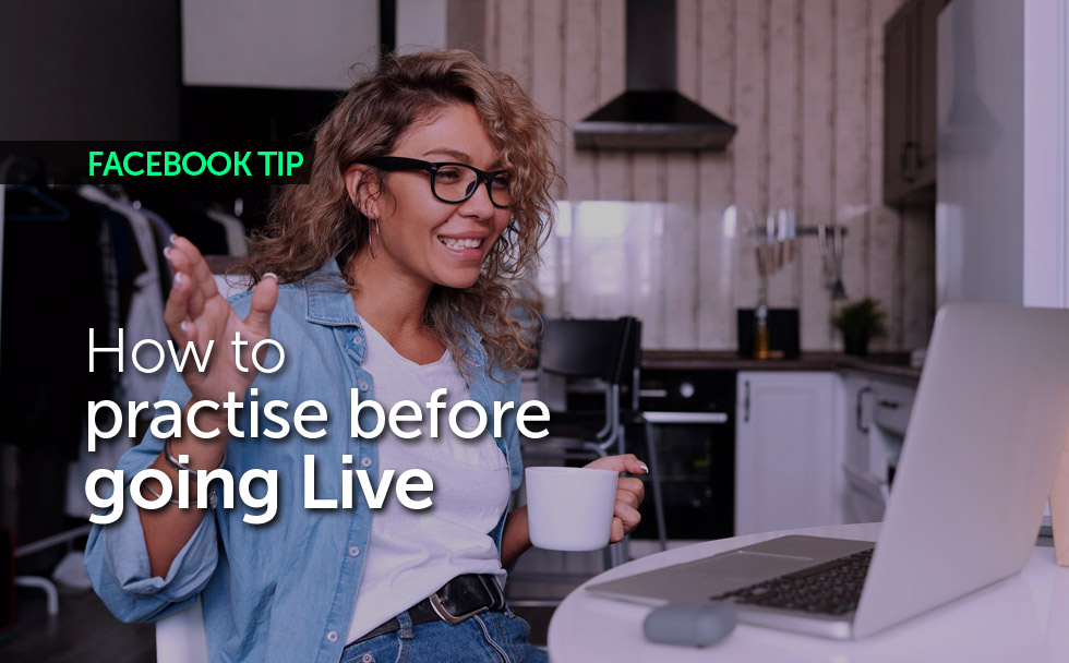 How to practise before going Live