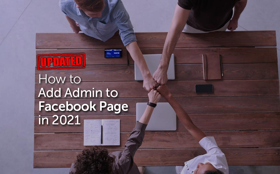How to Add Admin to your Facebook Page in  2021