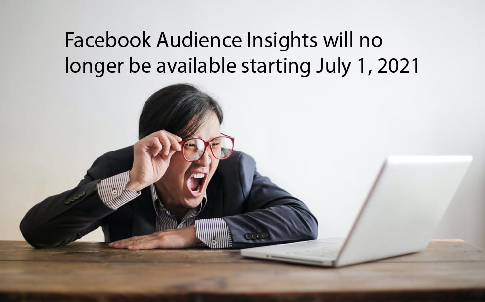 Audience Insights will no longer be available